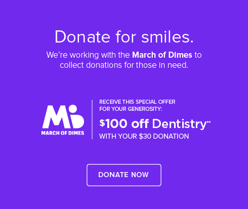 Reno Smiles Dentistry and Orthodontics - March of Dimes